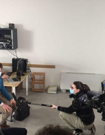 Intervista TGR Piemonte